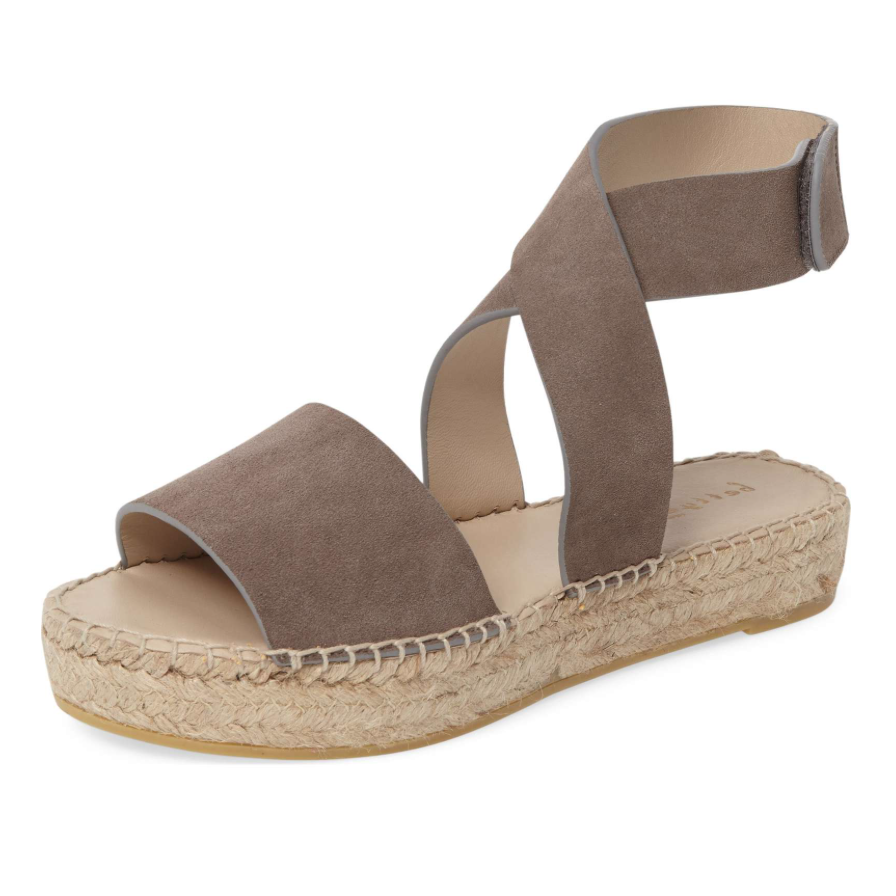 Seven Suede Ankle Strap Platform Espadrille Sandals-Shoes-Bettye Muller-6-ShoeShock