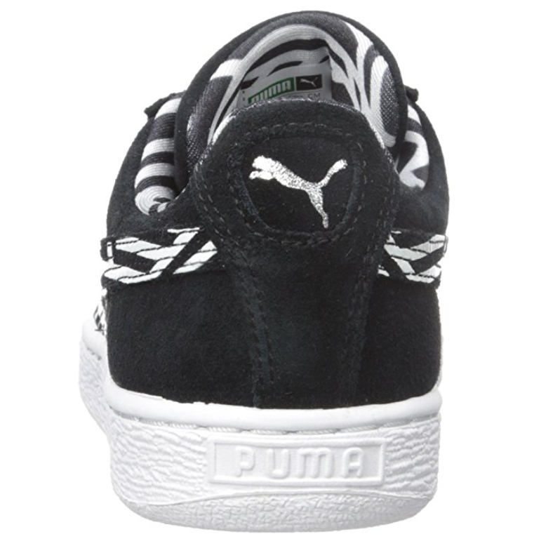 Puma Women's Suede Classic + Stripes Sneaker-Shoes-Puma-6-ShoeShock