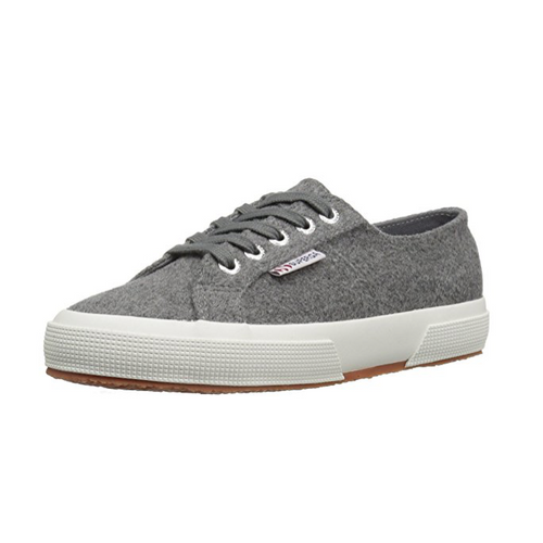 Superga Women's 2750 Polywoolw (Grey Pearl) Fashion Sneaker-Shoes-Superga-6-ShoeShock