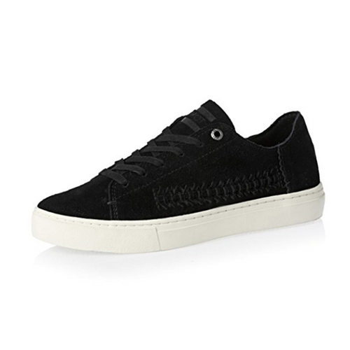 Toms Women's Lenox Woven Lace Up Sneakers-Shoes-TOMS-6-ShoeShock