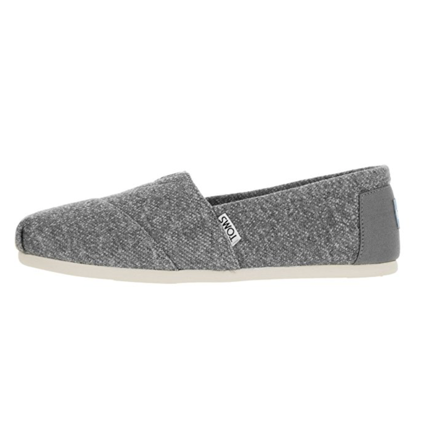 TOMS Women's Seasonal Classic Marled Slip-Ons-Shoes-TOMS-7-ShoeShock