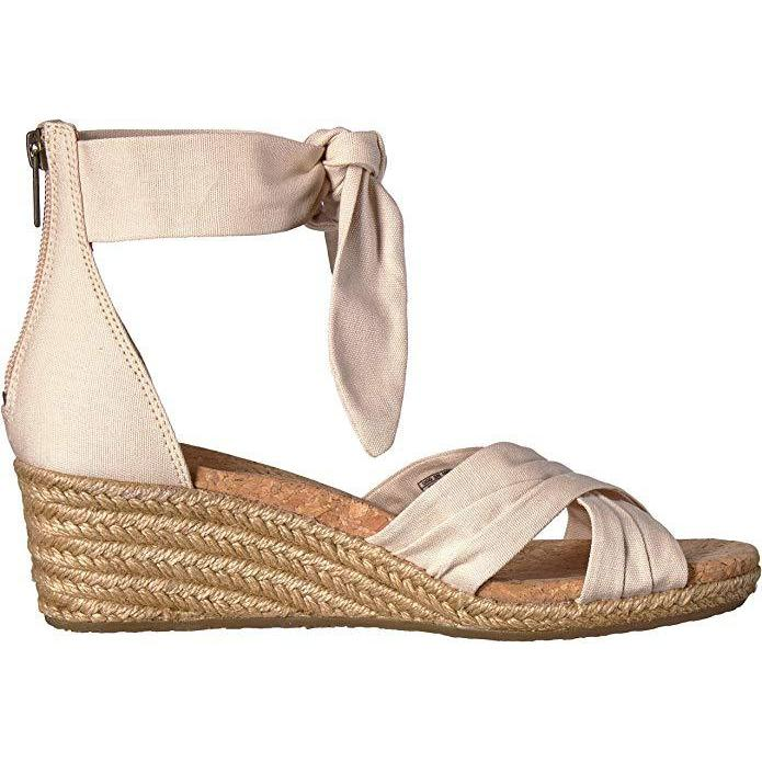 Traci Espadrille Wedge Sandals