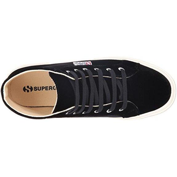 Superga Velvet High Top Sneakers-Shoes-Superga-10-ShoeShock