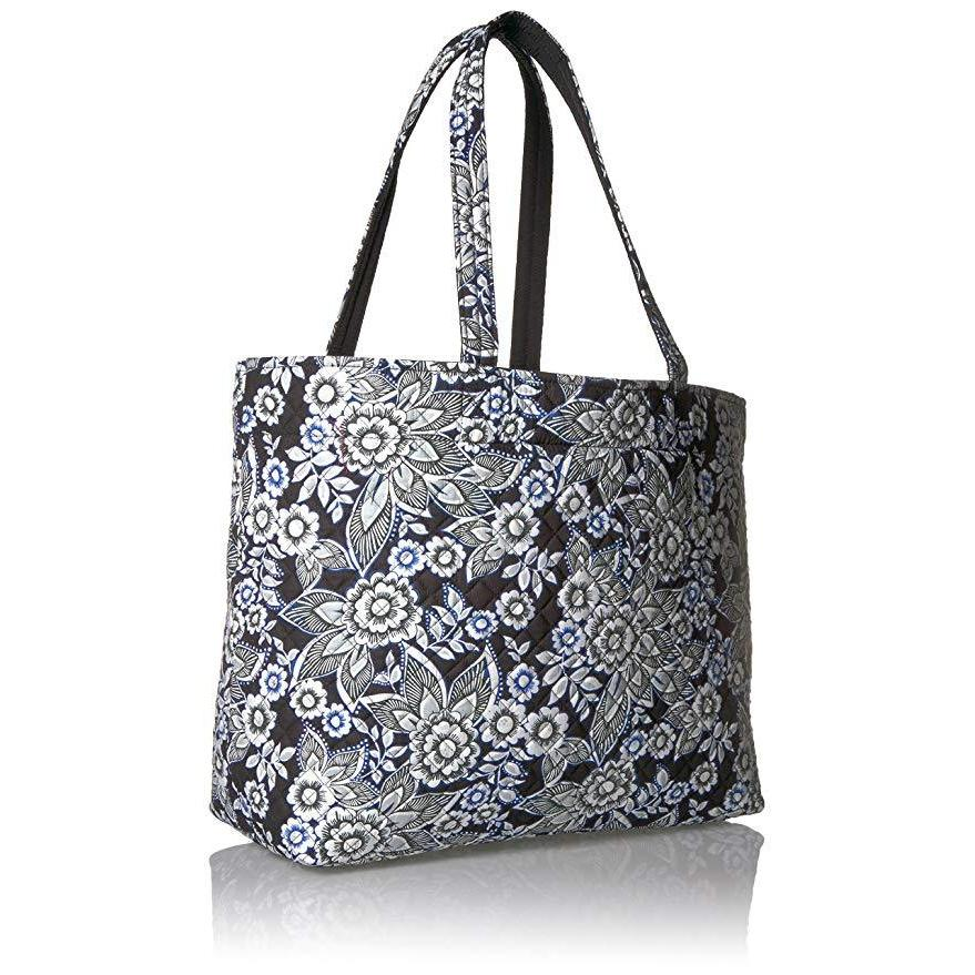 Vera Bradley Iconic Grand Tote Reversible-Handbags & Accessories-Vera Bradley-ShoeShock