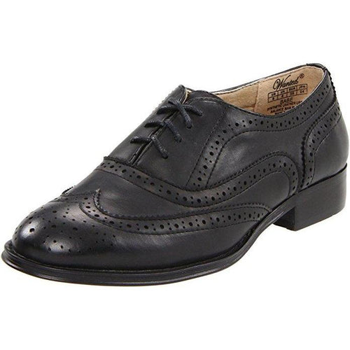Wanted Shoes Women's Babe Oxford-Shoes-Wanted-6-ShoeShock