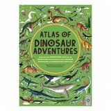Atlas of Dinosaur Adventures - Book Cover
