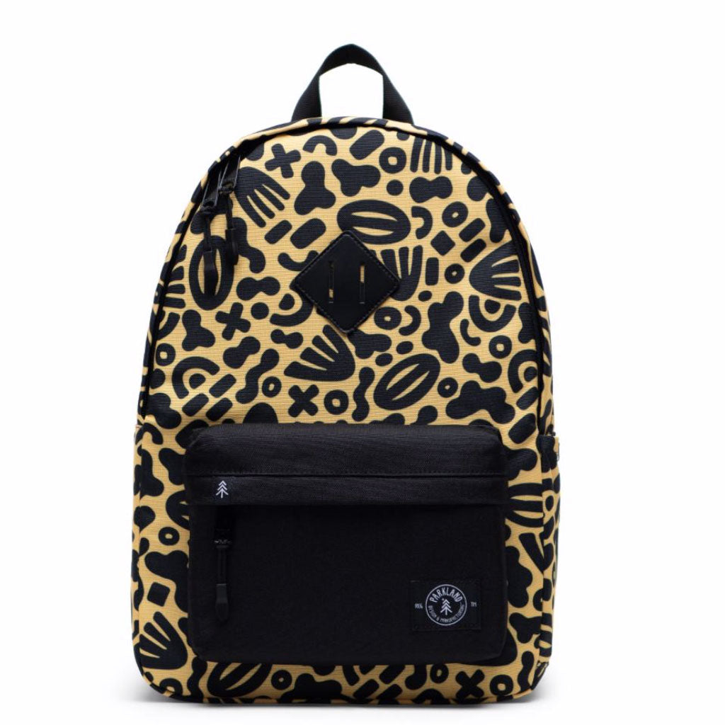 Parkland Mfg - Bayside Backpack in Neutron | Mapamundi Kids