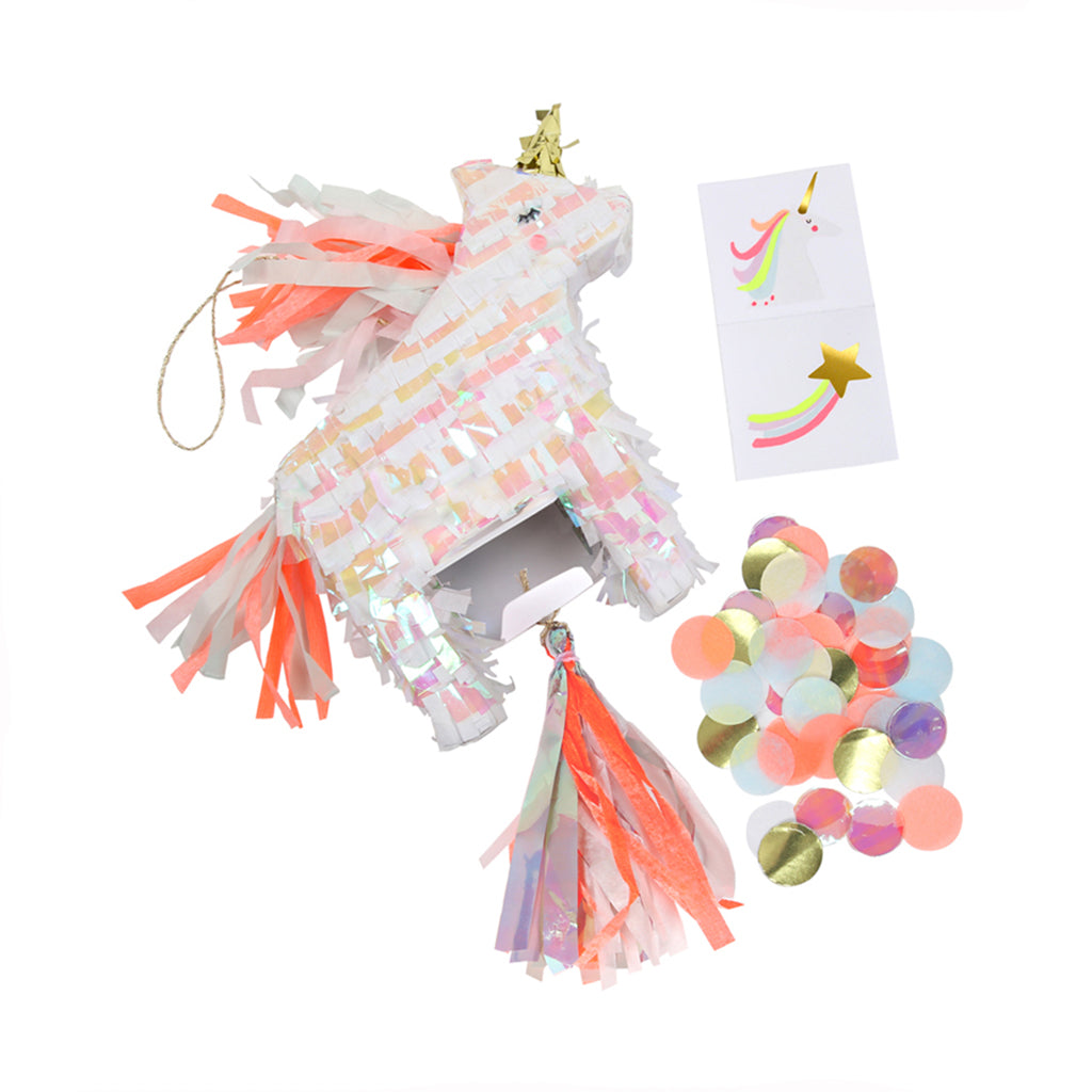 Meri Meri - Unicorn Pinata Party Favors