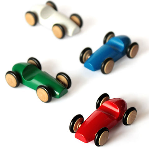 Mini Wood Racer - Made in Italy