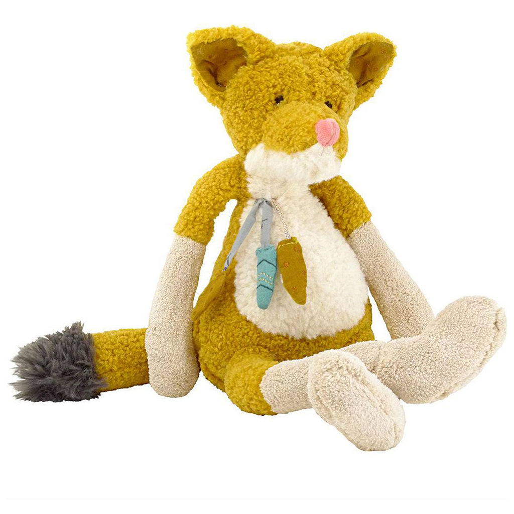 Moulin Roty - Petit Chausette Fox - Designed in France