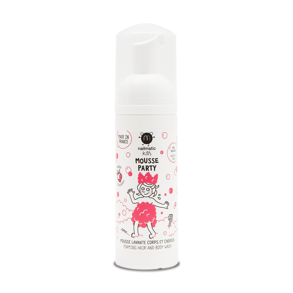 Nailmatic  - Foaming Hair and Body Wash - Made in France Nailmatic  - Foaming Hair and Body Wash | Mapamundi Kids