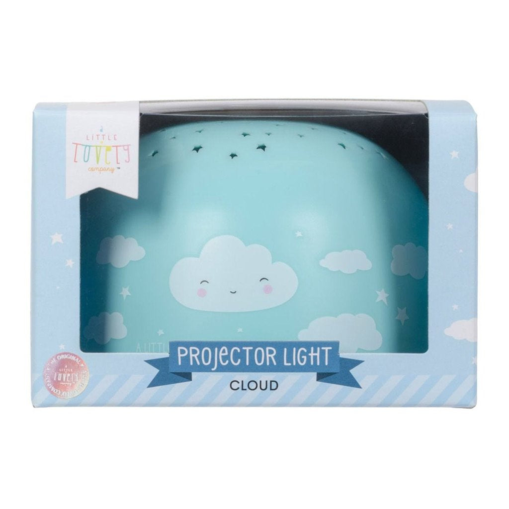A Little Lovely Company - Cloud Projector Light - Designed in The Netherlands