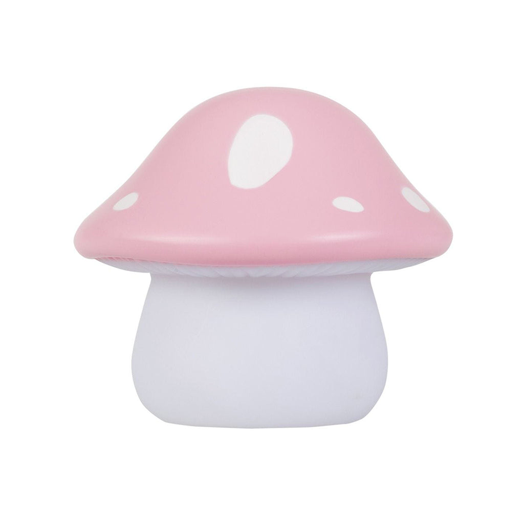 A Little Lovely Company - Little Pink Mushroom Light | Mapamundi Kids