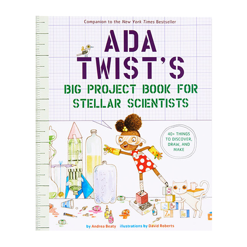 Ada Twist's Big Project Book for Stellar Scientists | Abrams for Young Readers