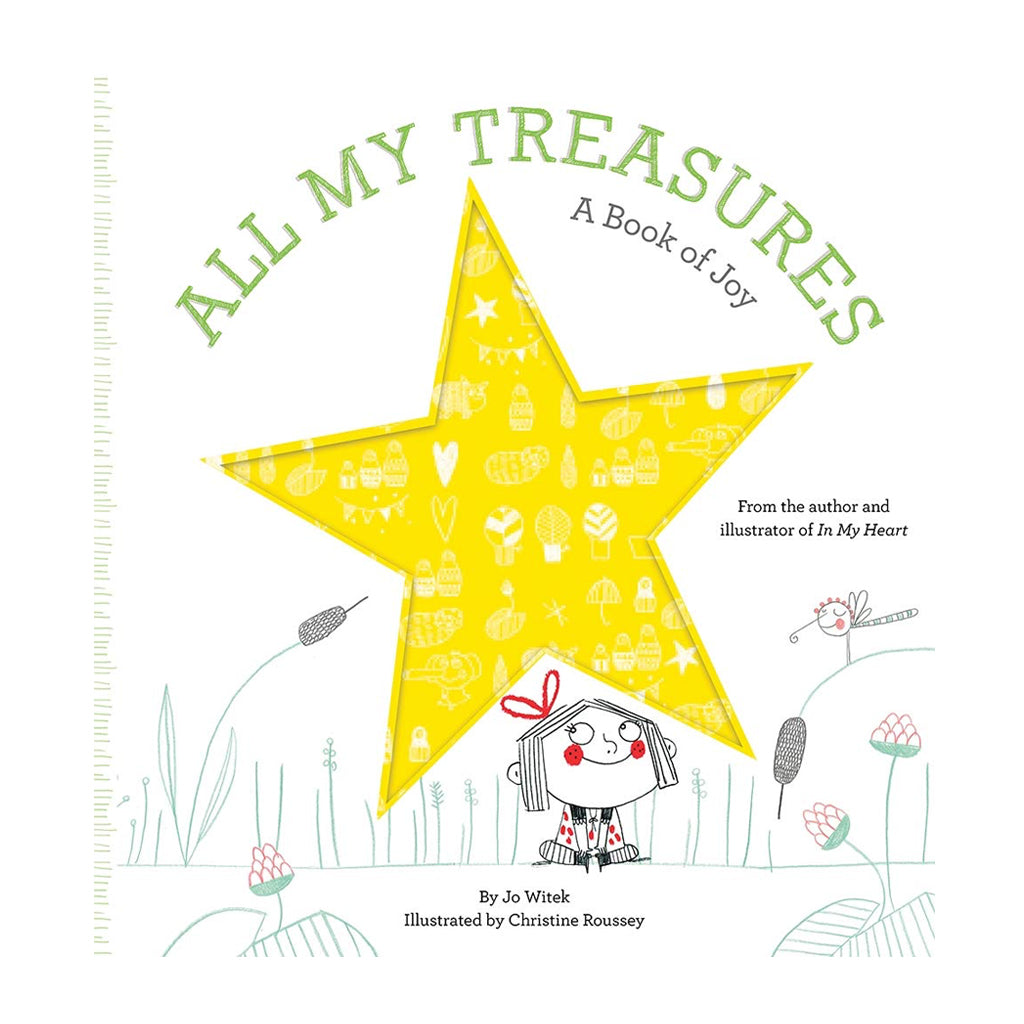All My Treasures by Jo Witek | Abrams Appleseed