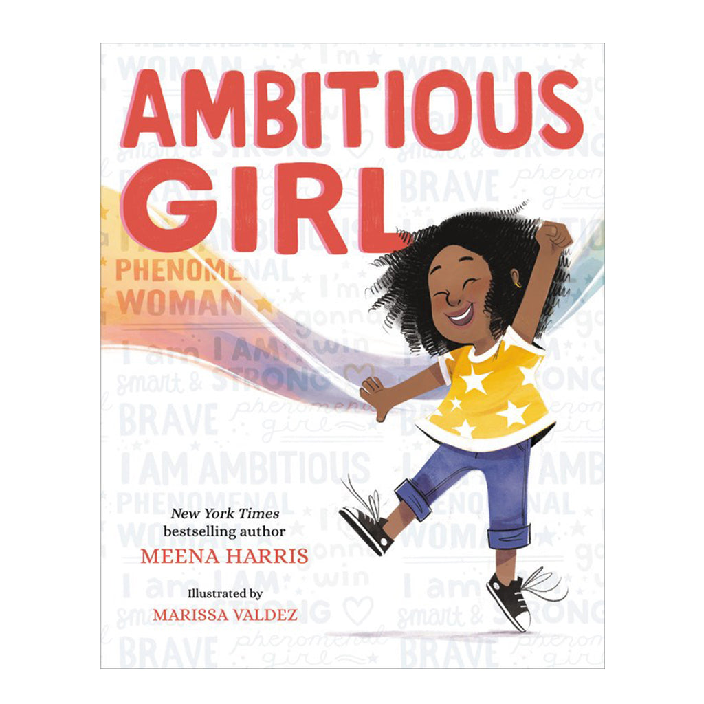 Ambitious Girl by Meena Harris, CEO of Phenomenal | Mapamundi Kids