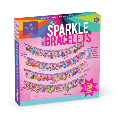 Ann Williams - Craft-Tastic DIY Sparkle Charm Bracelets box