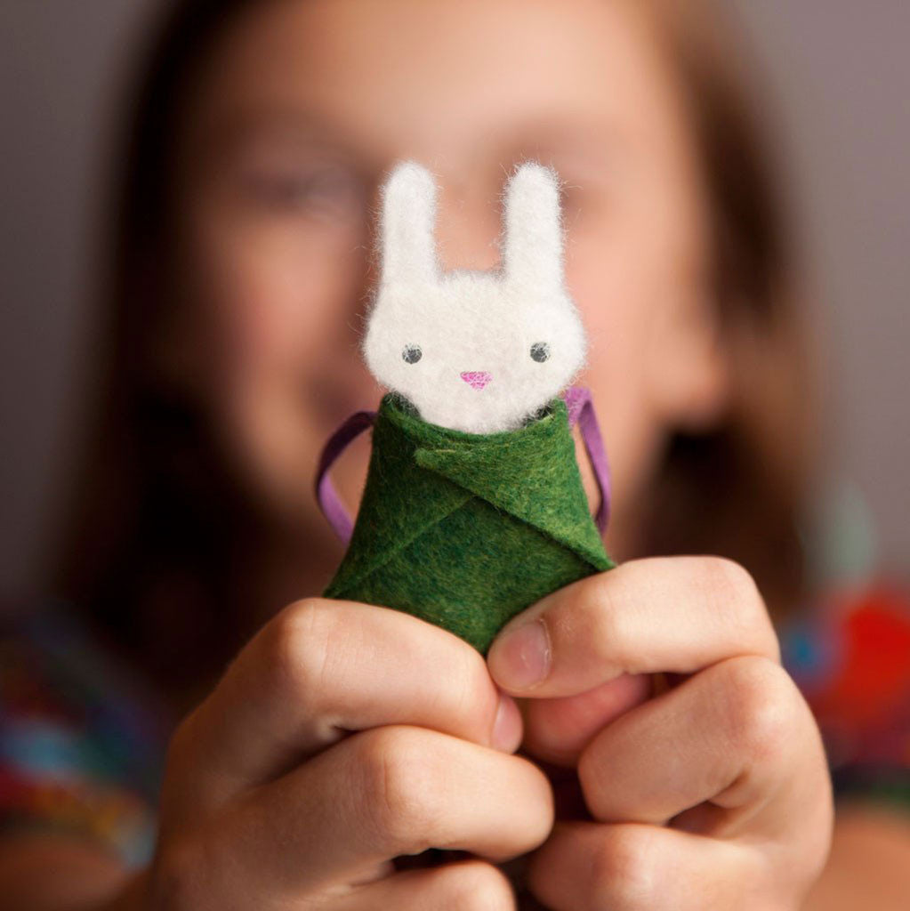 Ann Williams Group - Bunny Necklace Kit - Lifestyle