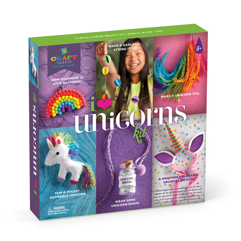 Ann Williams Group - I Love Unicorns Kit - Packaging