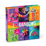 Ann Williams - Craft-Tastic I Love Rainbows Kit packaging