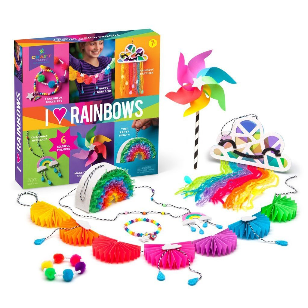 Ann Williams - Craft-Tastic I Love Rainbows Kit