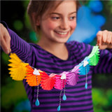 Ann Williams - Craft-Tastic I Love Rainbows Kit rainbow garland