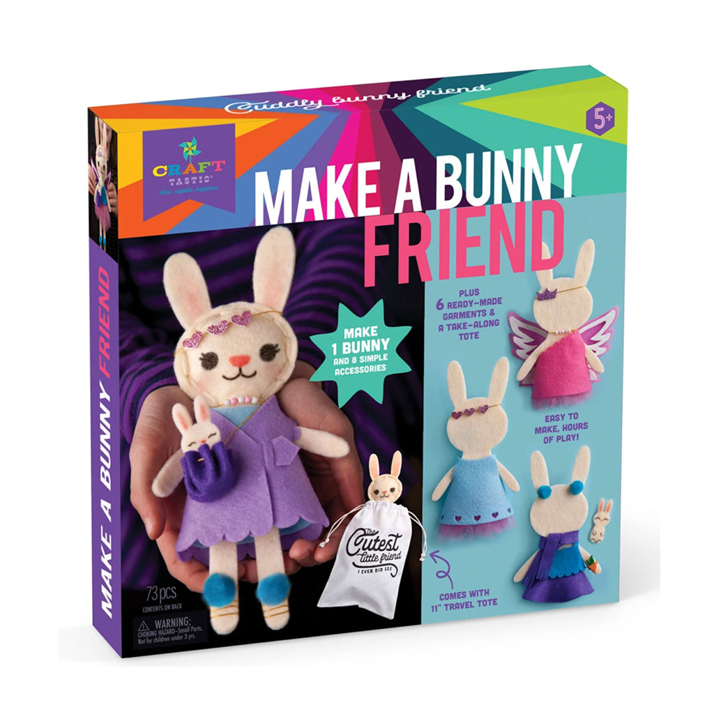 Ann Williams - Make a Bunny Friend Craft Kit