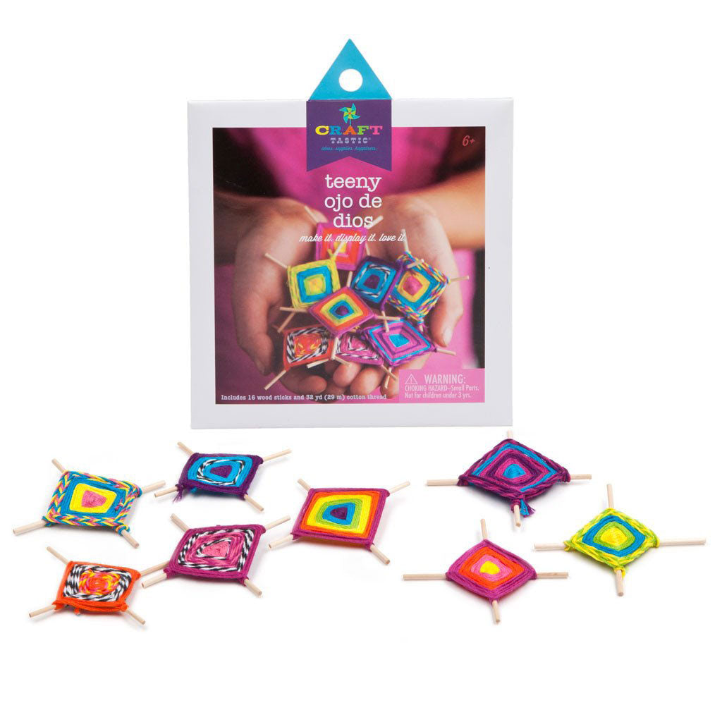 Ann Williams Group - Teeny Ojos de Dios Kit
