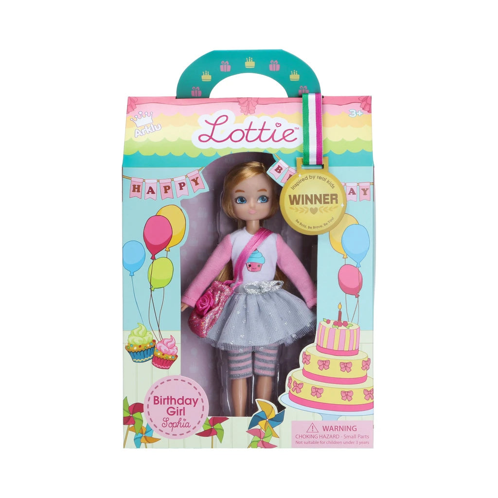 Lottie Doll - Birthday Girl Set | Mapamundi Kids