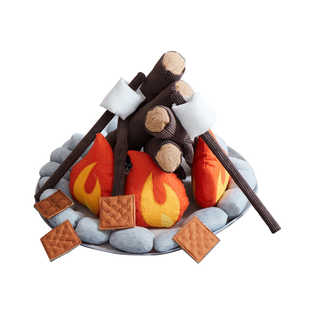 Asweets - Campout Campfire and S'mores | Mapamundi Kids