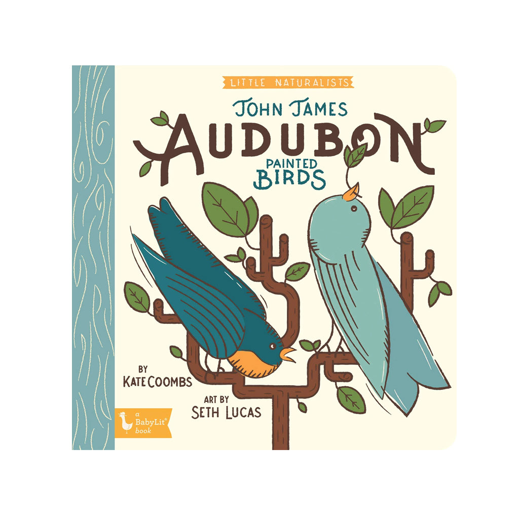 Gibbs Smith - Little Naturalist: John Audubon | Mapamundi Kids