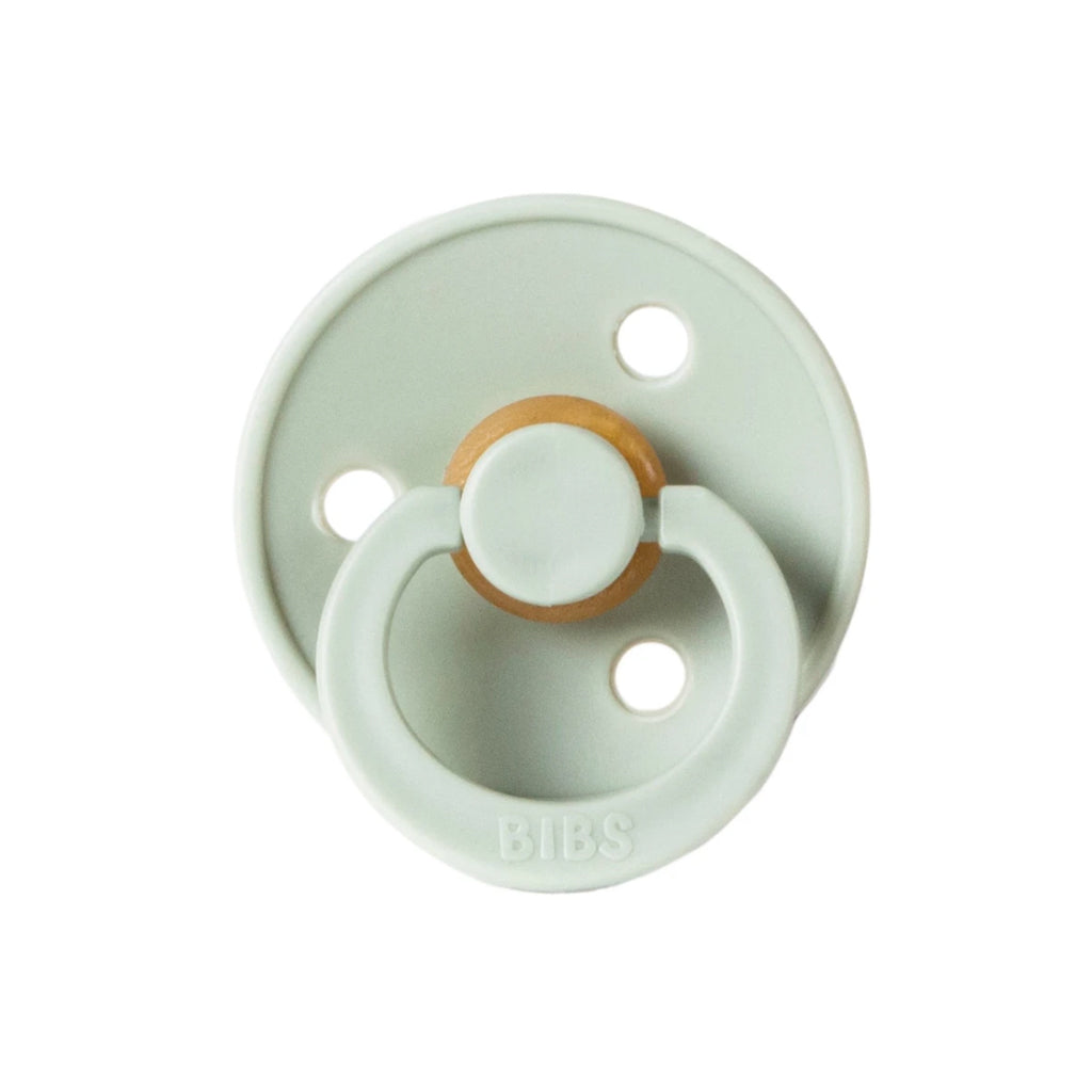 BIBS USA - Mushie Single Pacifiers - Size 1 (0/6M) - Made in Denmark