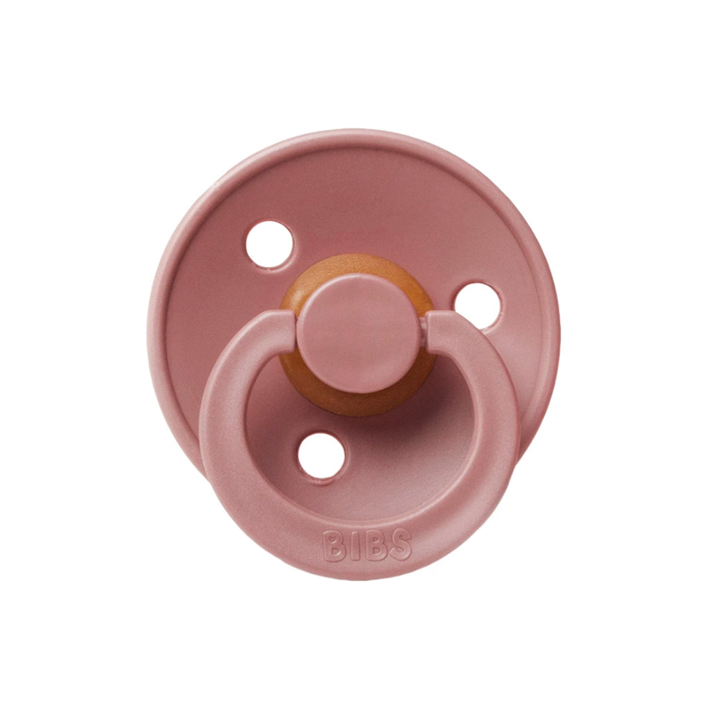BIBS USA - Mushie Single Pacifiers - Size 2 (6/18M) - Made in Denmark