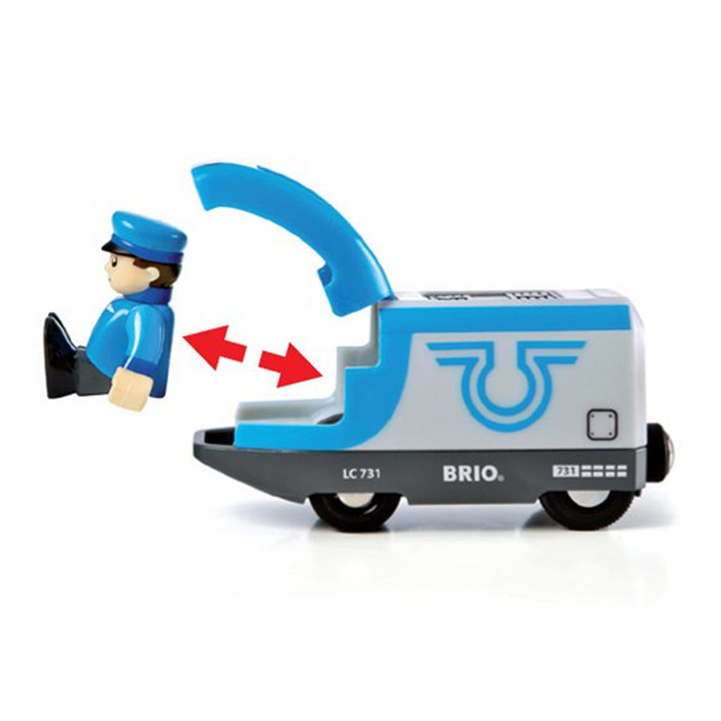 BRIO - Battery-Operated Travel Train
