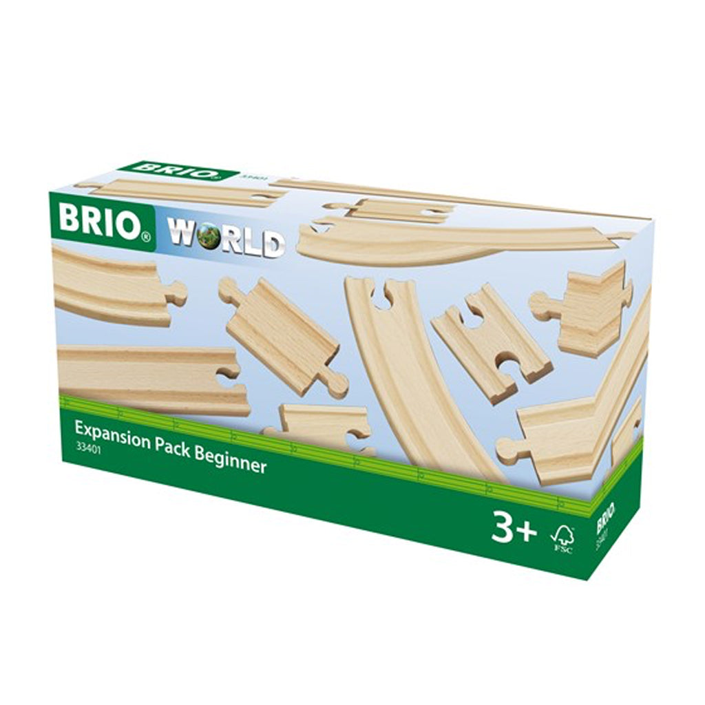 BRIO - Expansion Track Pack - Beginner