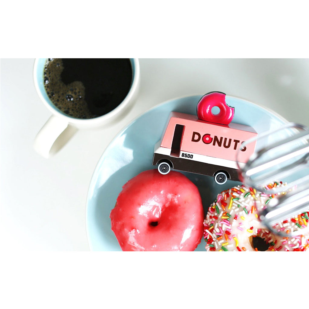 Candylab New York - Donut Van