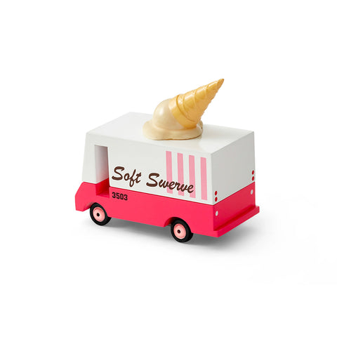 Candylab New York - Ice Cream / Soft Swerve Van