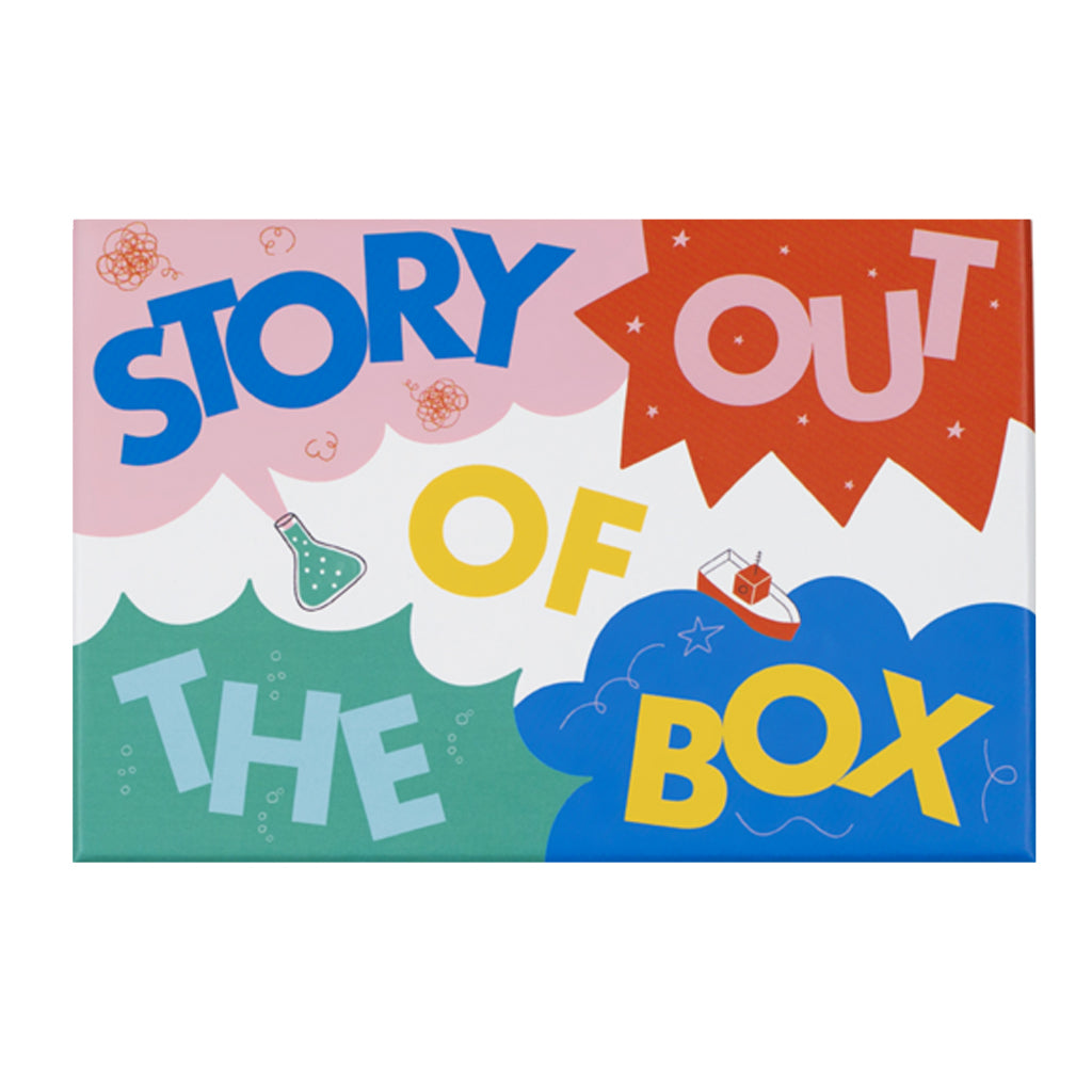Story Out of the Box Game | Mapamundi Kids