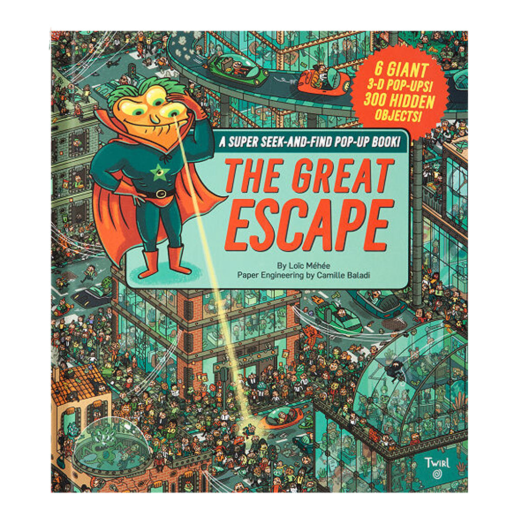 The Great Escape Pop-Up Book | Mapamundi Kids