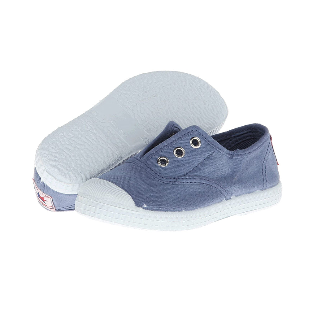Cienta Shoes - Denim Slip-Ons - Made in Spain | Mapamundi Kids