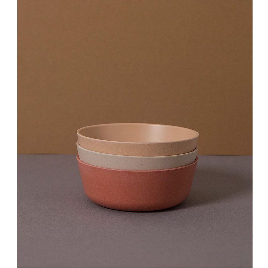 Cink Sweden - Bowl 3-pack - Made from Organic Bamboo | Mapamundi Kids