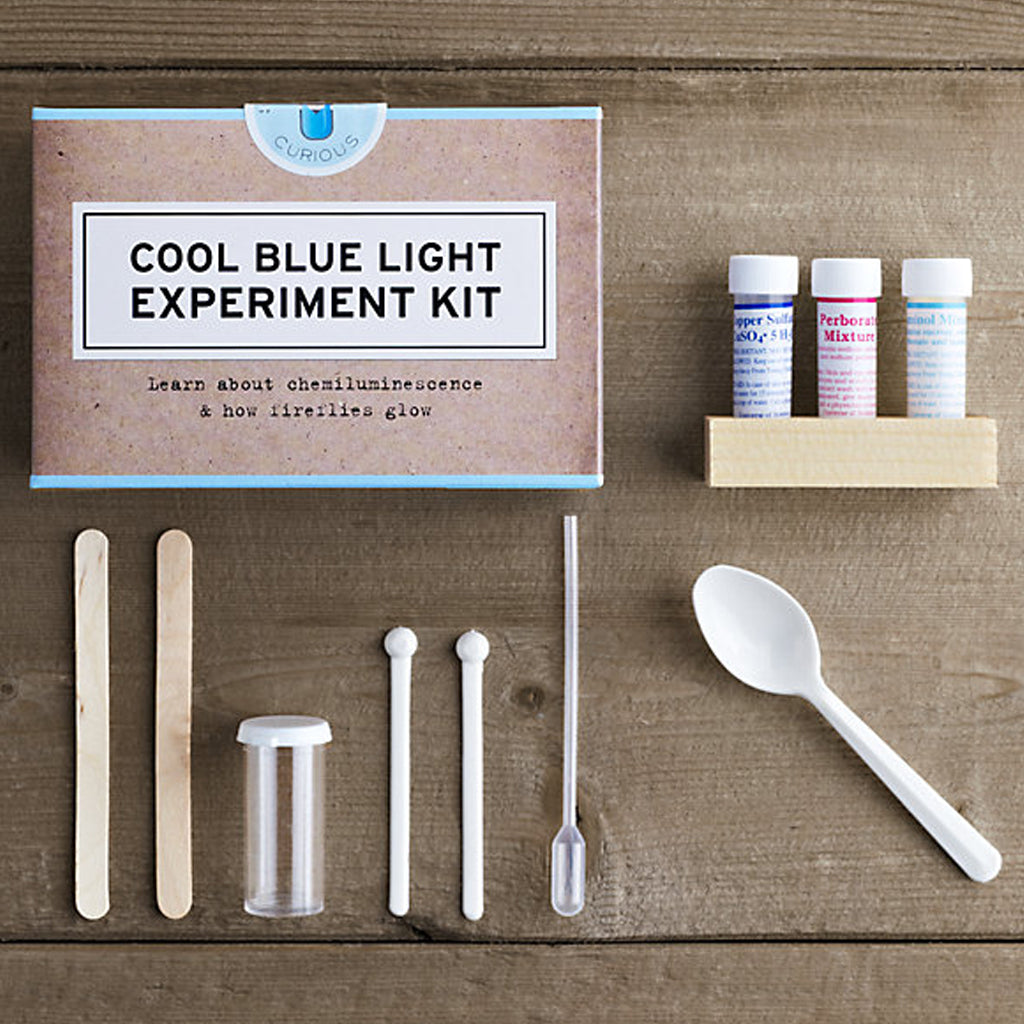 Copernicus Toys - Cool Blue Light Experiment Kit | Mapamundi Kids