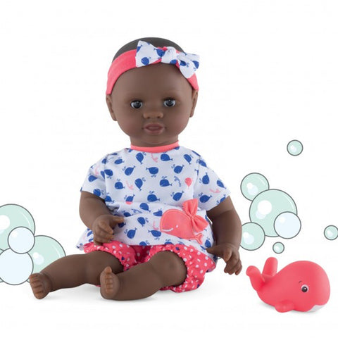 Corolle Dolls - Bath Baby - Alyzee - Designed in France