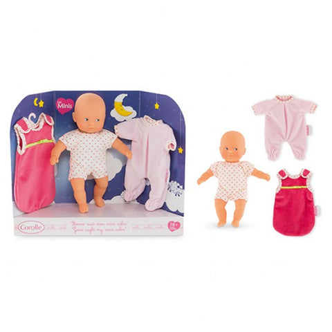 Corolle Dolls - My Mini Calin - Good Night - Designed in France