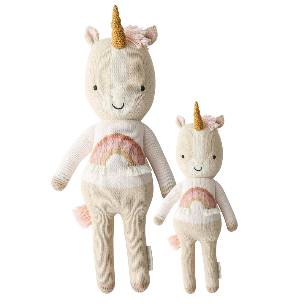 Cuddle + Kind - Zara the Unicorn | Mapamundi Kids
