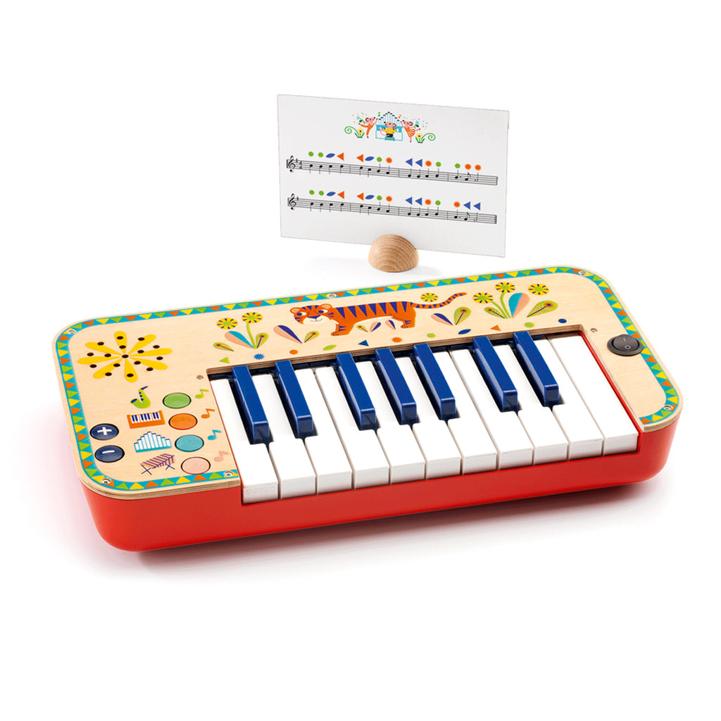 Djeco - Animambo Synthesizer Toy | Mapamundi Kids