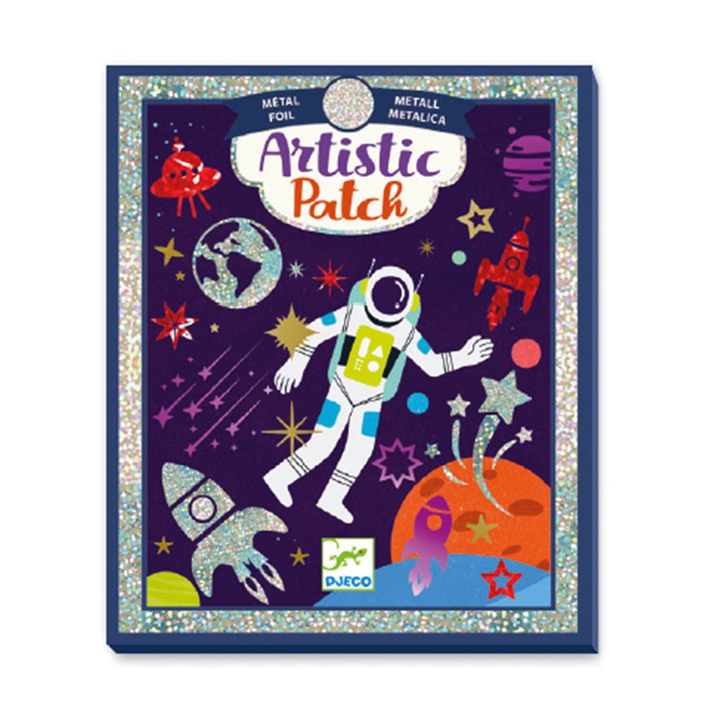 Djeco - Artistic Patch Kit - Cosmos | Mapamundi Kids