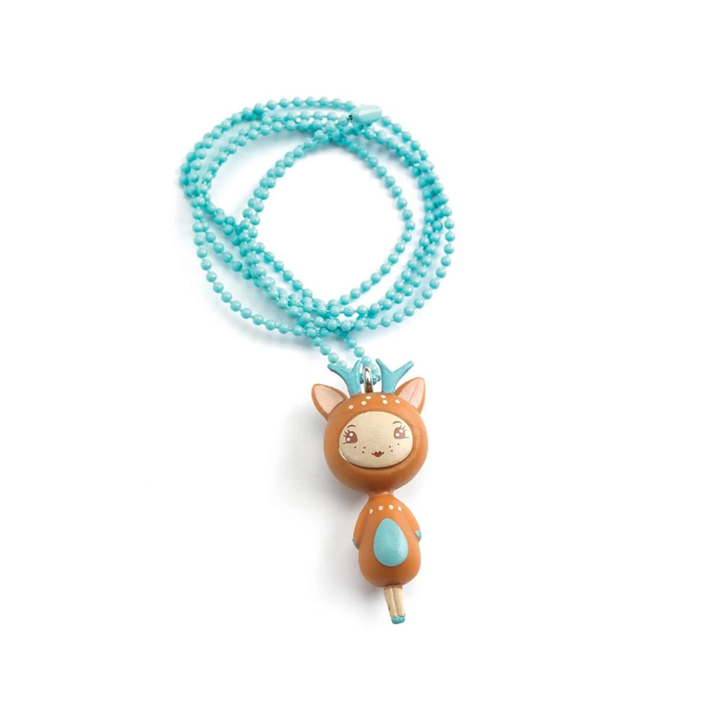 Djeco - Lovely Charms Darling Deer Necklace | Mapamundi Kids