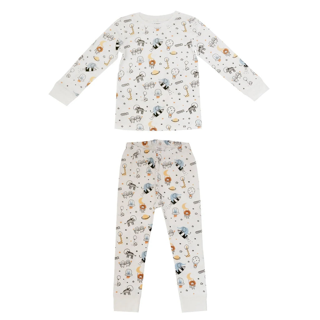 Dodo Banana - Two Piece Pajama Set - Space | Mapamundi Kids