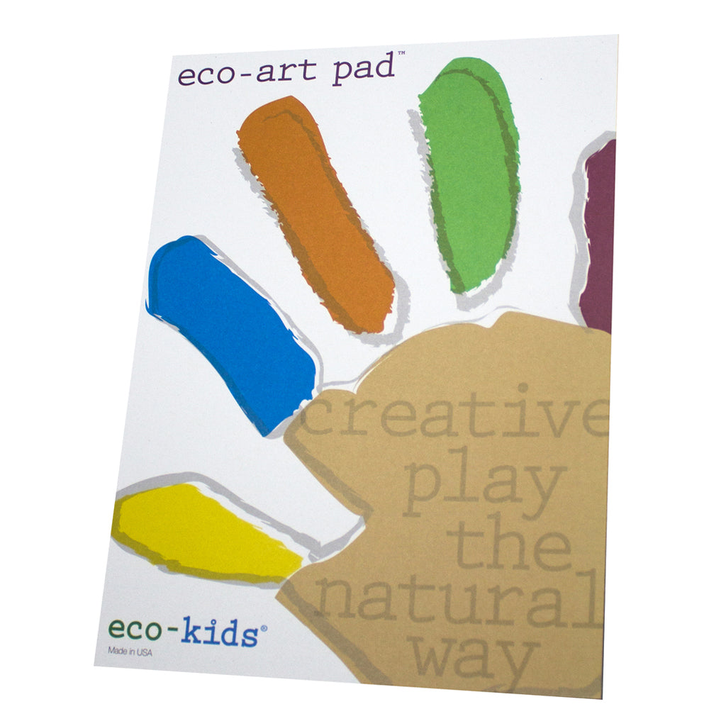Eco-Kids Eco-Art Pad - Made in USA | Mapamundi Kids